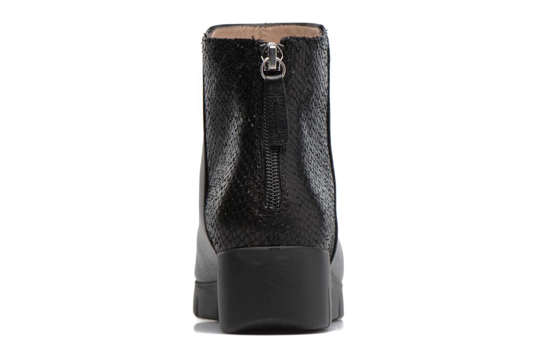 Bottines et boots Unisa Fani Noir vue droite