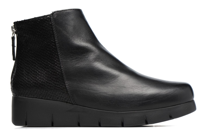 Bottines et boots Unisa Fani Noir vue derrière