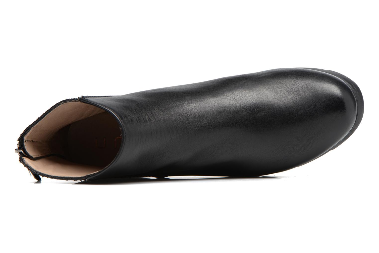 Bottines et boots Unisa Fani Noir vue gauche