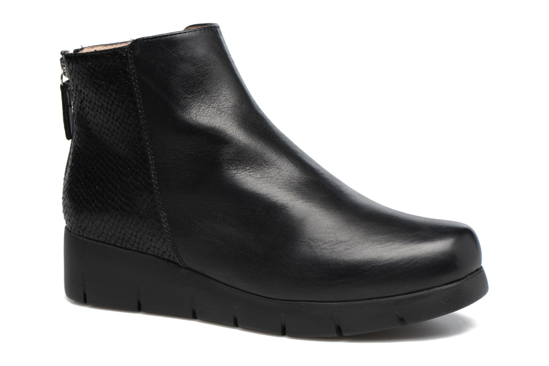 Bottines et boots Unisa Fani Noir vue détail/paire