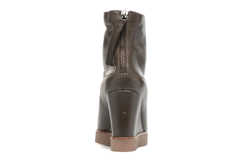 Boots en enkellaarsjes Unisa Galeni Bruin rechts