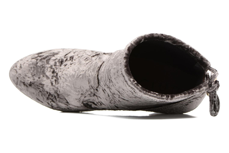 Bottines et boots Unisa Paule Noir vue gauche