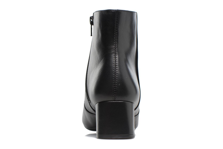 Bottines et boots Unisa Karisi Noir vue droite