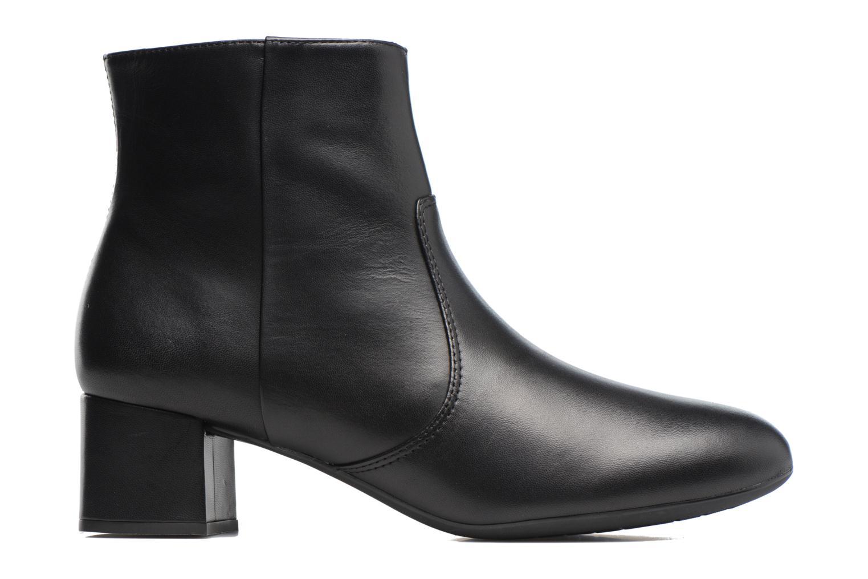 Bottines et boots Unisa Karisi Noir vue derrière