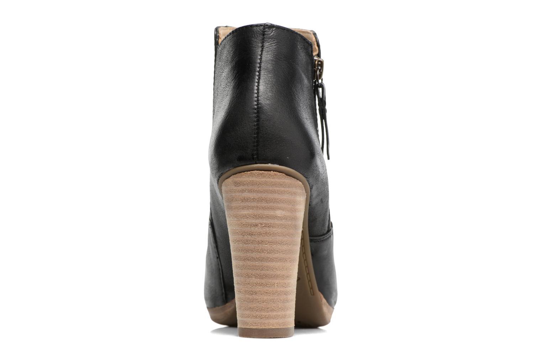 Bottines et boots Geox D KALI A Noir vue droite