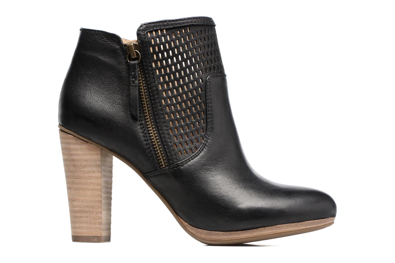 Bottines et boots Geox D KALI A Noir vue derrière