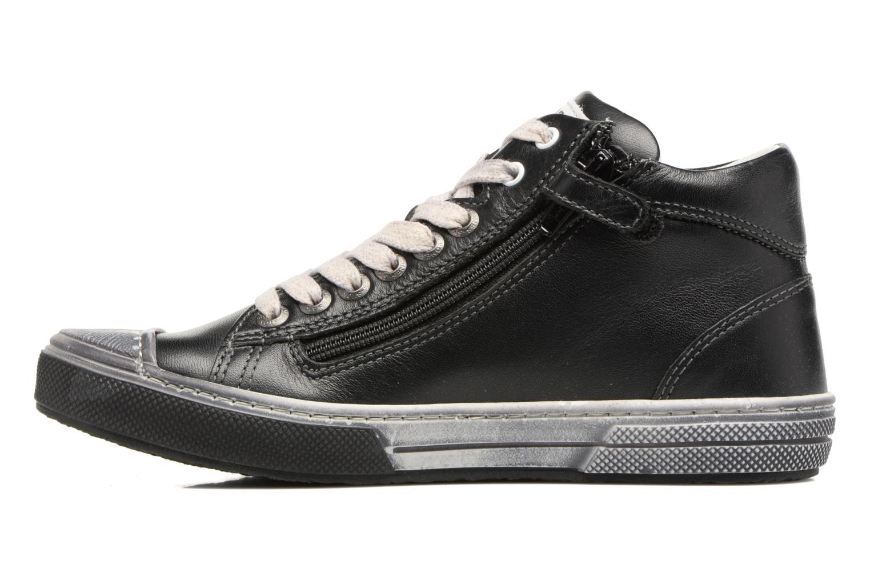 Sneaker Stones and Bones Rosto schwarz ansicht von vorne