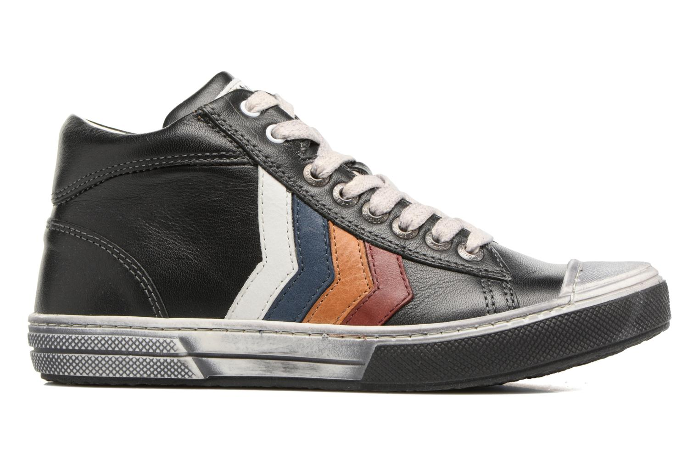 Sneakers Stones and Bones Rosto Sort se bagfra