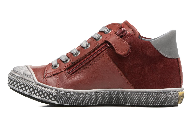 Sneakers Stones and Bones Lato Rosso immagine frontale