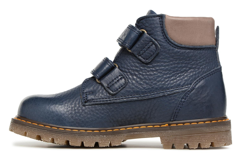 Bottines et boots Bisgaard Marthin Bleu vue face