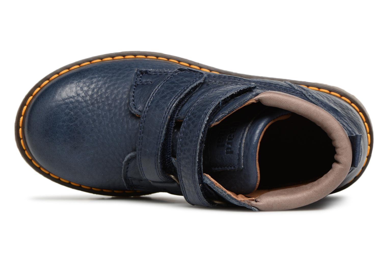 Bottines et boots Bisgaard Marthin Bleu vue gauche