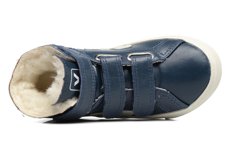 Esplar Mid Small Velcro Fured Nautico Pierre Tuile