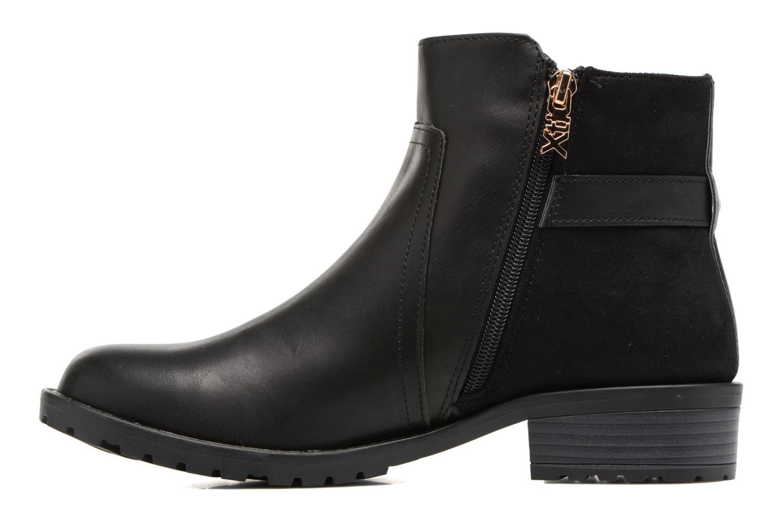 Bottines et boots Xti Talia Noir vue face