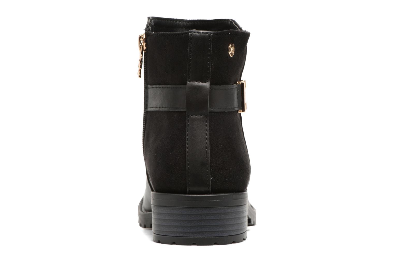 Bottines et boots Xti Talia Noir vue droite
