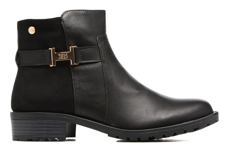 Bottines et boots Xti Talia Noir vue derrière