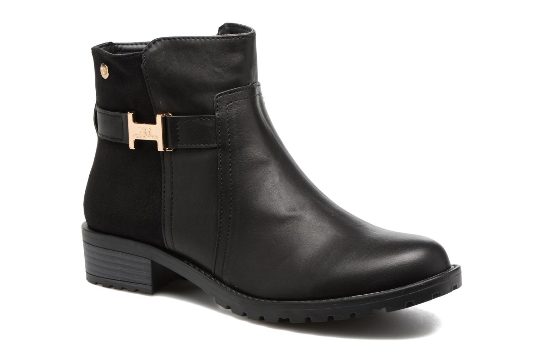 Bottines et boots Xti Talia Noir vue détail/paire