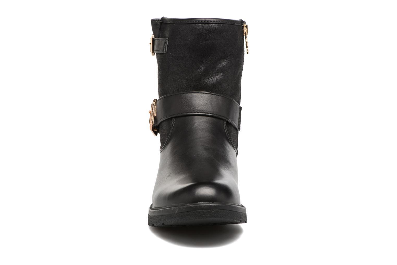 Bottines et boots Xti Come Noir vue portées chaussures