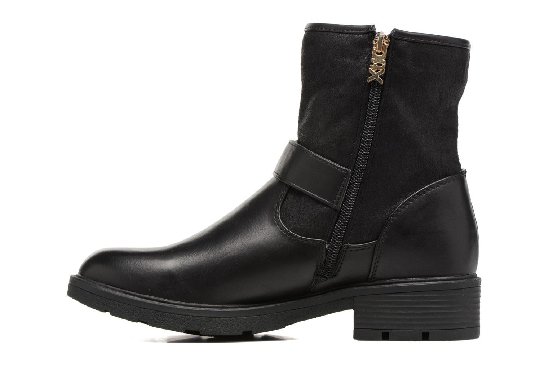 Bottines et boots Xti Come Noir vue face
