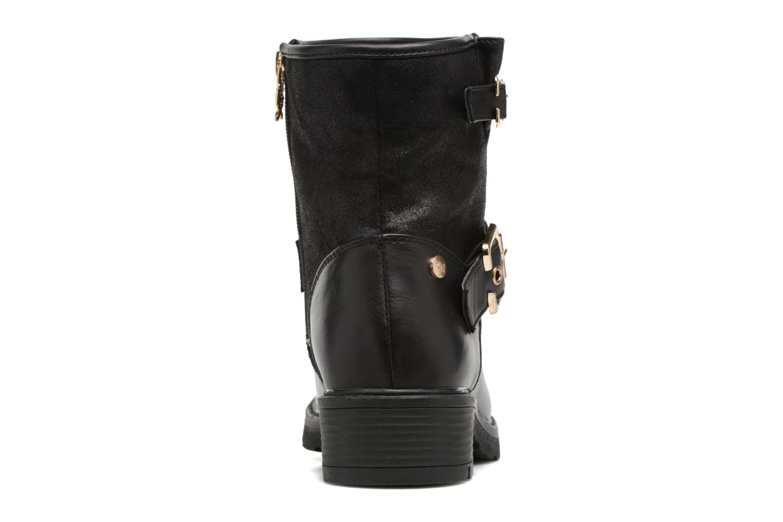 Bottines et boots Xti Come Noir vue droite