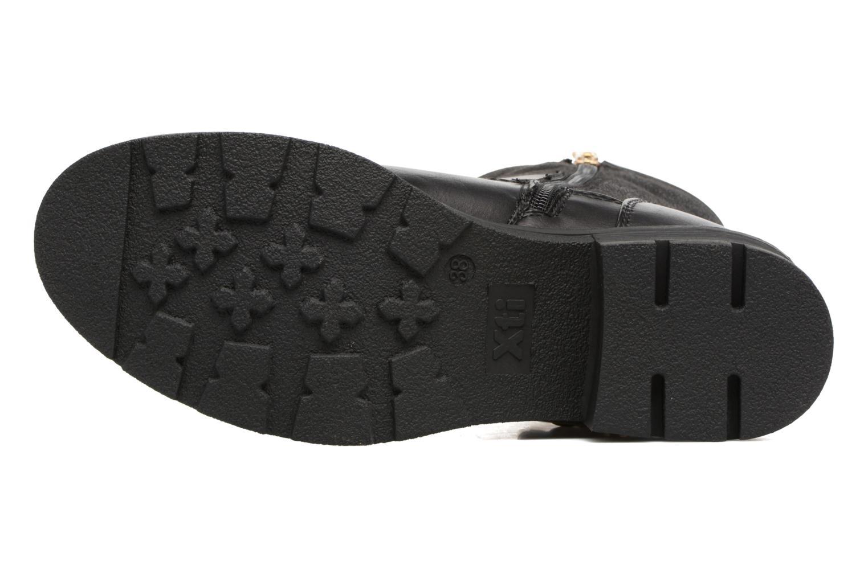 Bottines et boots Xti Come Noir vue haut