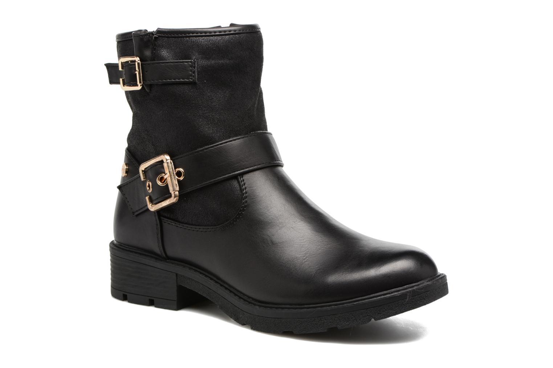 Bottines et boots Xti Come Noir vue détail/paire
