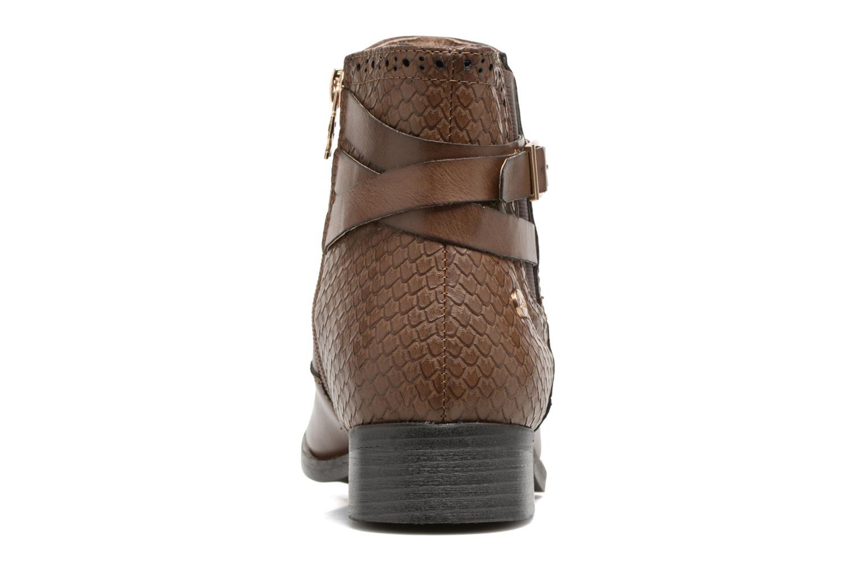 Bottines et boots Xti Ggive Marron vue droite