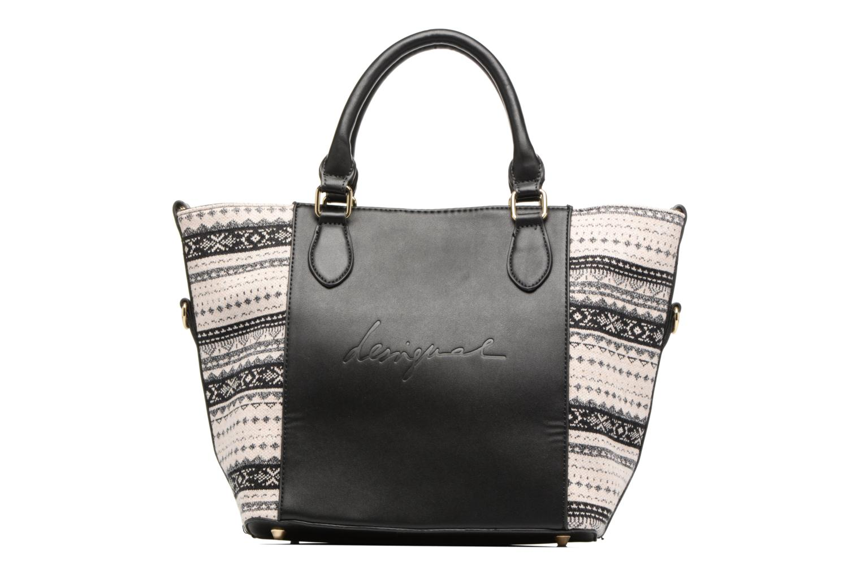 Sacs à main Desigual Florida Lila Handbag Noir vue face