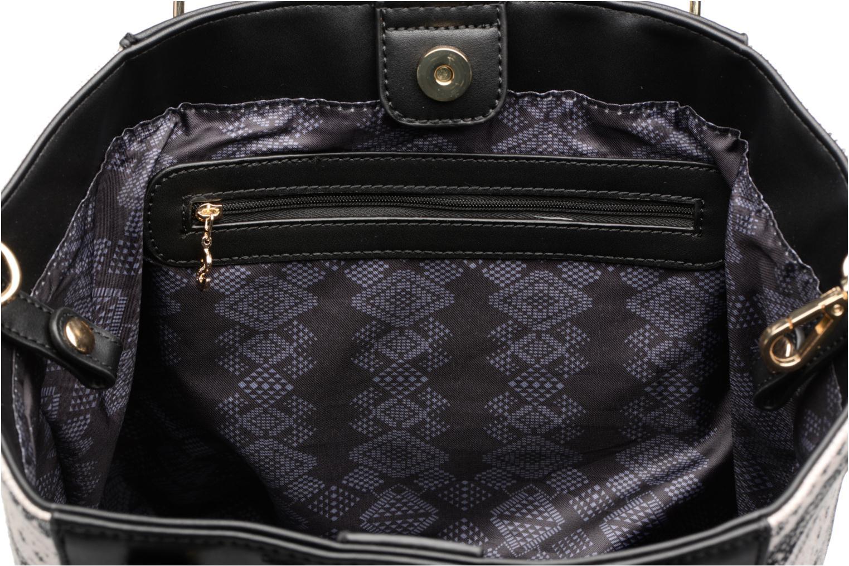 Sacs à main Desigual Florida Lila Handbag Noir vue derrière