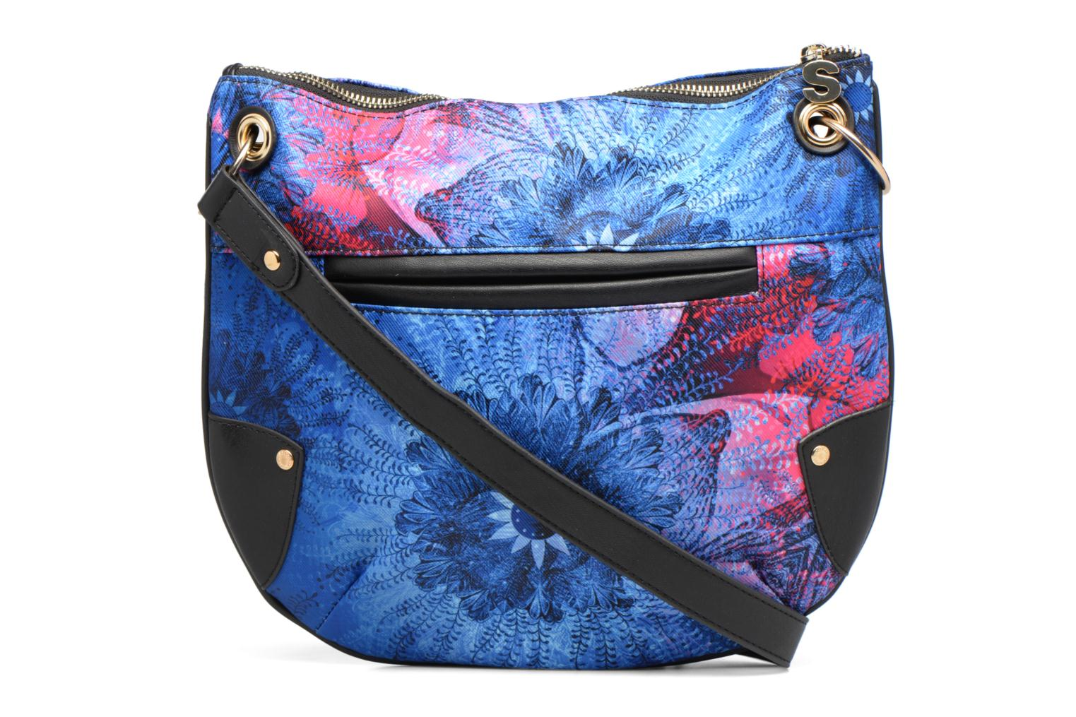 Sacs à main Desigual Brooklyn Carlin Crossbody Bleu vue face