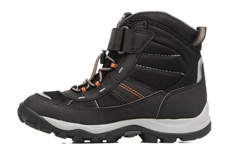 Chaussures de sport Viking Sludd El/Vel GTX Noir vue face