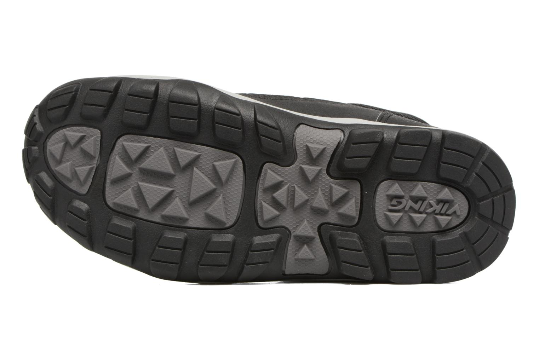 Chaussures de sport Viking Sludd El/Vel GTX Noir vue haut