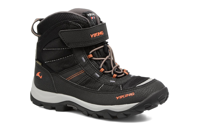 Chaussures de sport Viking Sludd El/Vel GTX Noir vue détail/paire