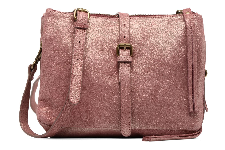 Venus Leather Shoulder bag Dark Red