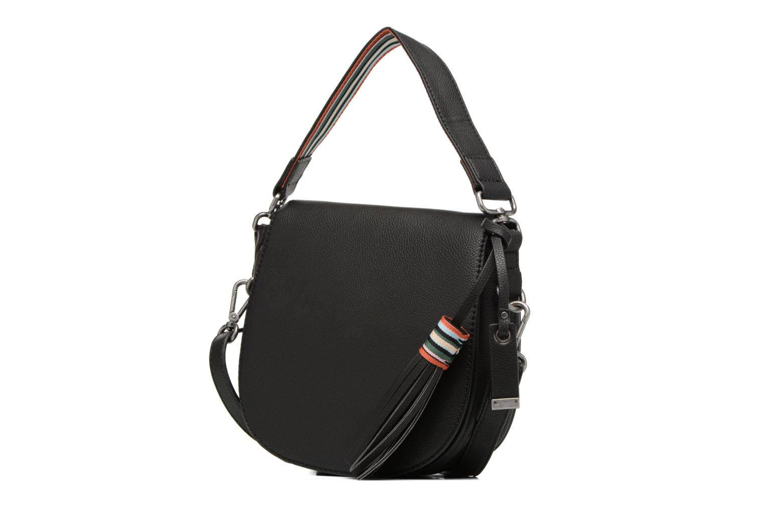Wendy Saddle bag Black