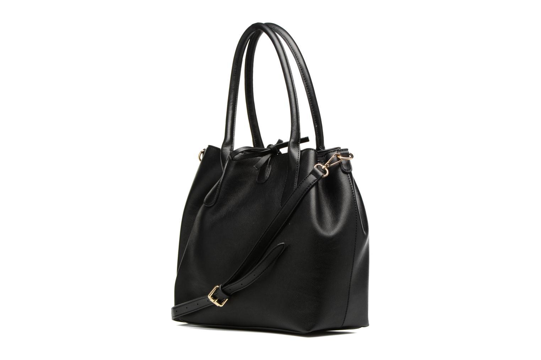 Sacs à main Esprit Wasima City bag Noir vue droite