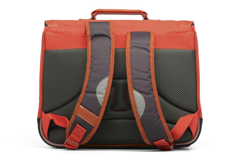 Scolaire Tann's Cartable 38cm Iconic Orange vue face
