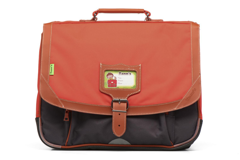 Cartable 38cm Iconic Gris/orange