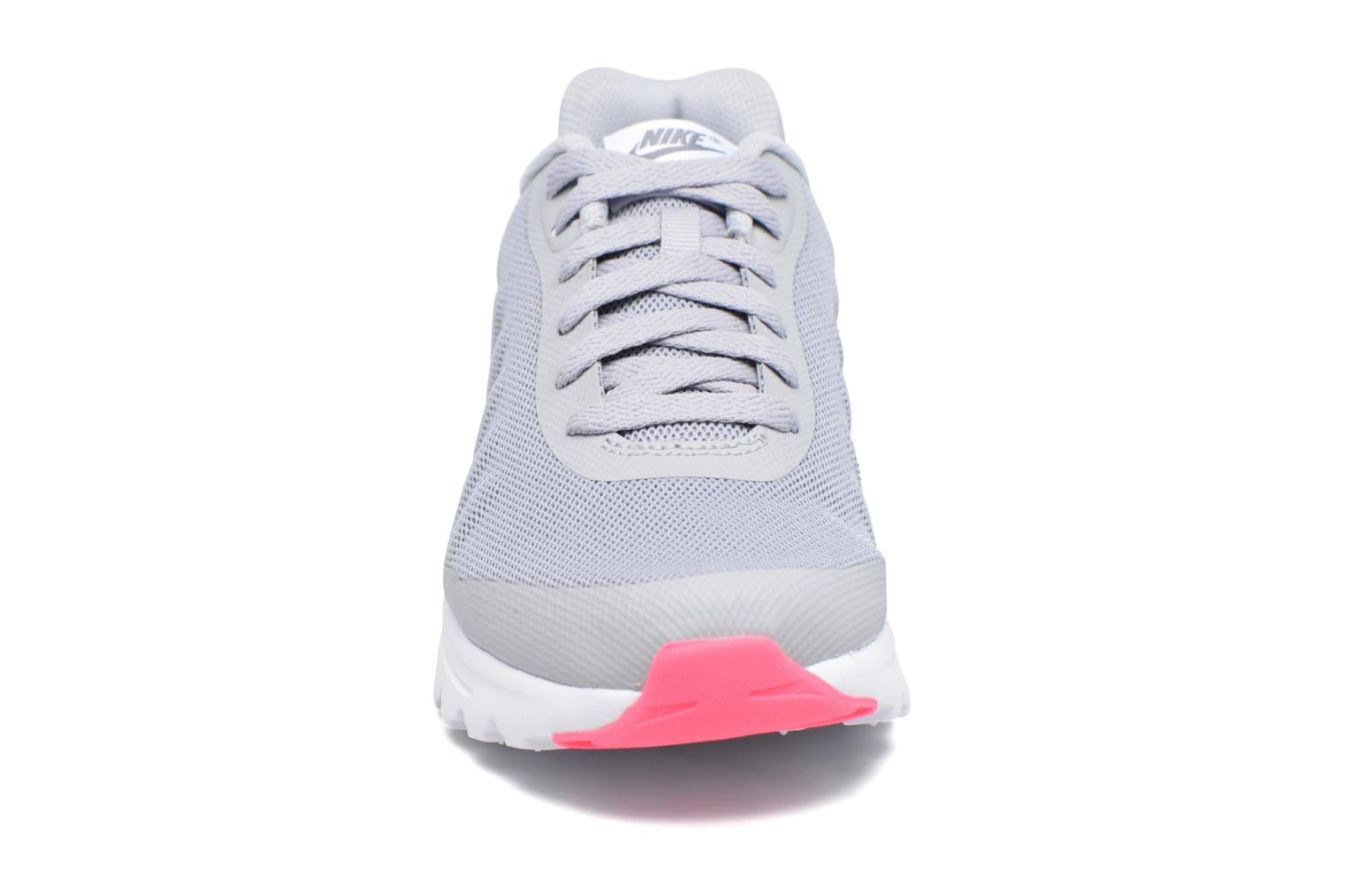 Nike Air Max Invigor (Gs) Wolf Grey/Hyper Pink-Cool Grey-White