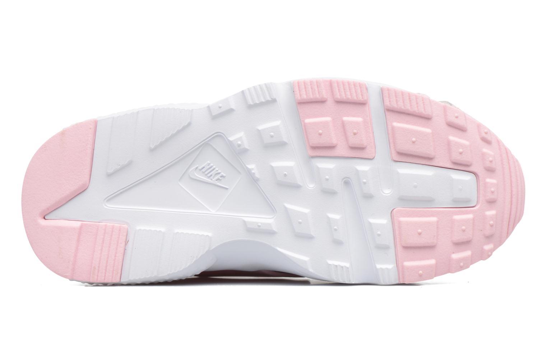 Baskets Nike Nike Huarache Run Se (Ps) Rose vue haut