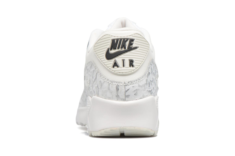 Baskets Nike Nike Air Max 90 Ltr Se Gg Blanc vue droite