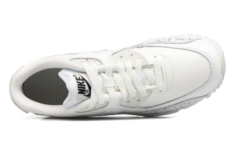 Baskets Nike Nike Air Max 90 Ltr Se Gg Blanc vue gauche