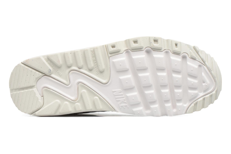 Baskets Nike Nike Air Max 90 Ltr Se Gg Blanc vue haut