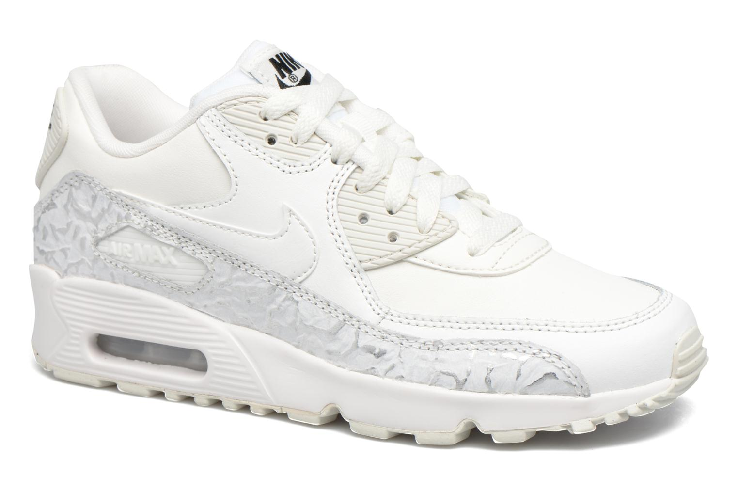 Nike Nike Air Max 90 Ltr (Ps) Blanco 5avRwkEe02