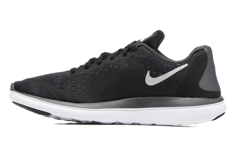Chaussures de sport Nike Nike Flex 2017 Rn (Gs) Noir vue face
