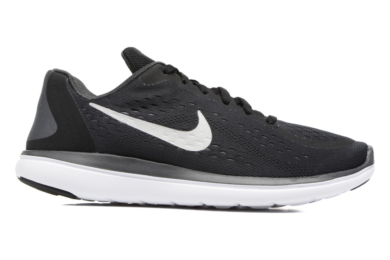 Chaussures de sport Nike Nike Flex 2017 Rn (Gs) Noir vue derrière