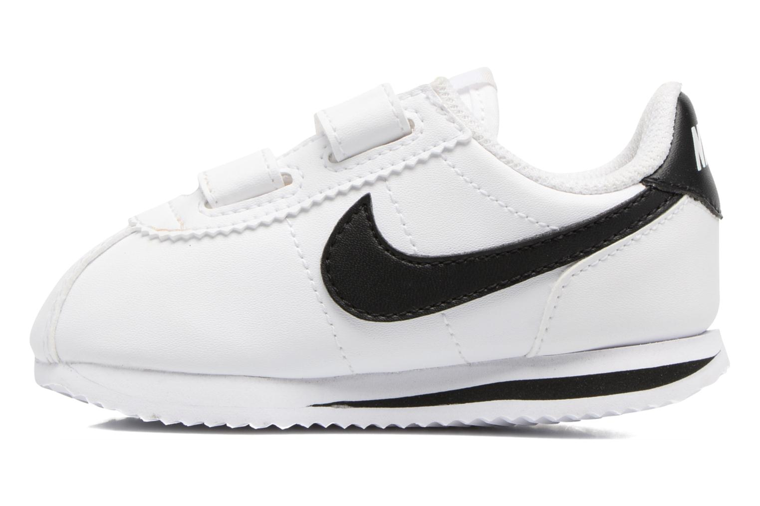 Trainers Nike Cortez Basic Sl (Tdv) White front view