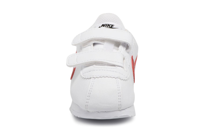 Trainers Nike Cortez Basic Sl (Tdv) White model view