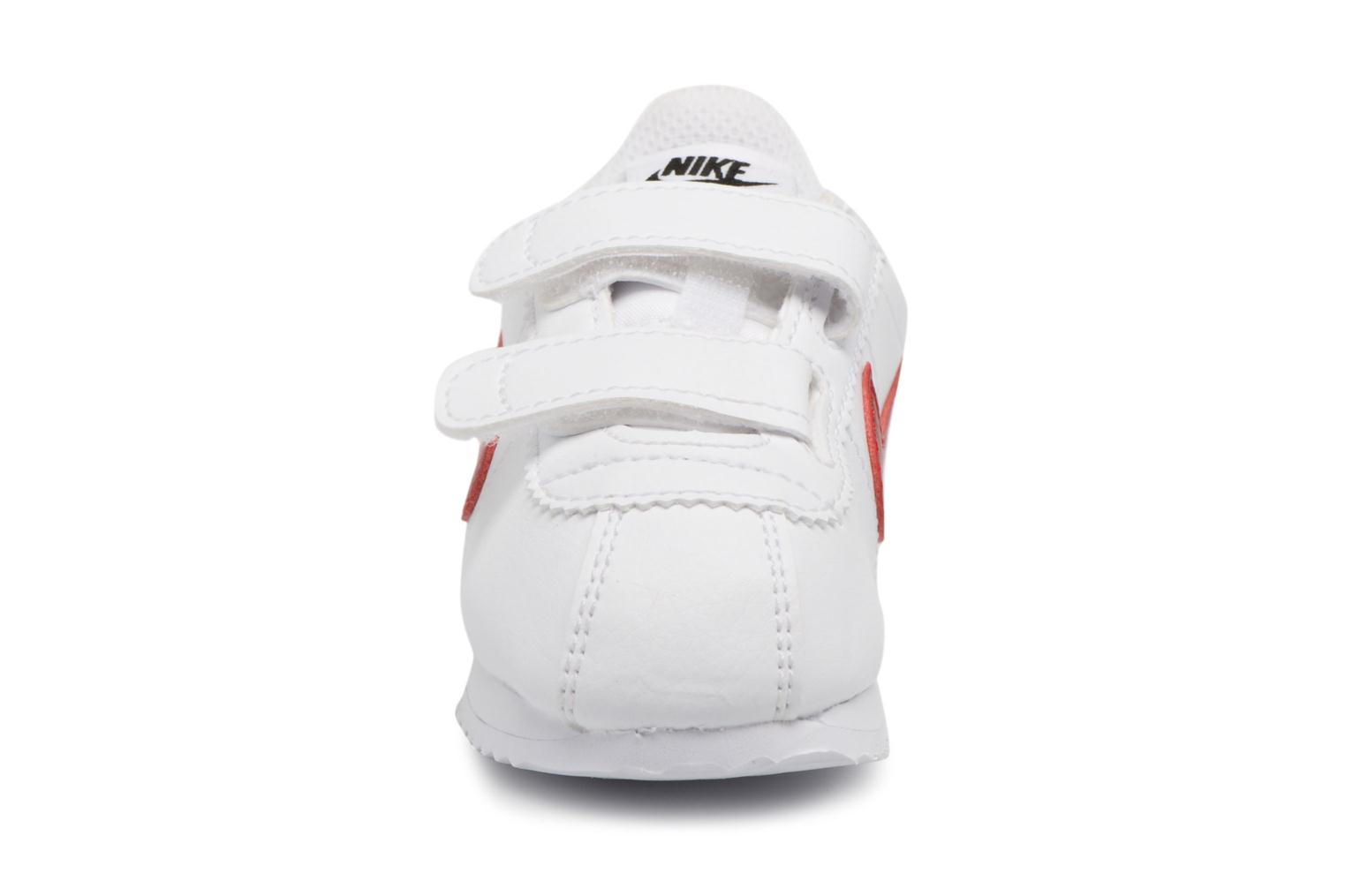 Trainers Nike Cortez Basic Sl (Tdv) White model view
