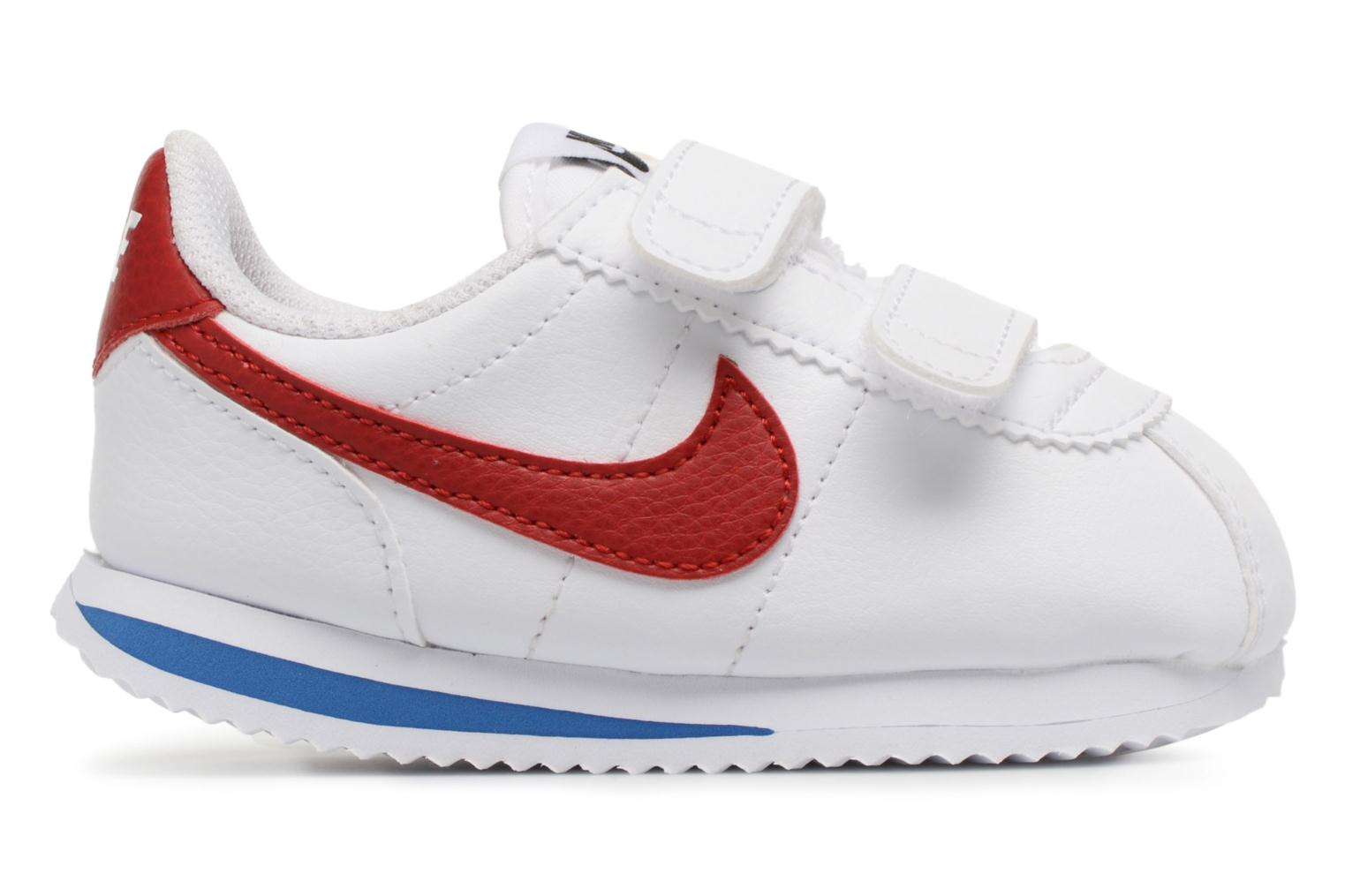 Trainers Nike Cortez Basic Sl (Tdv) White back view