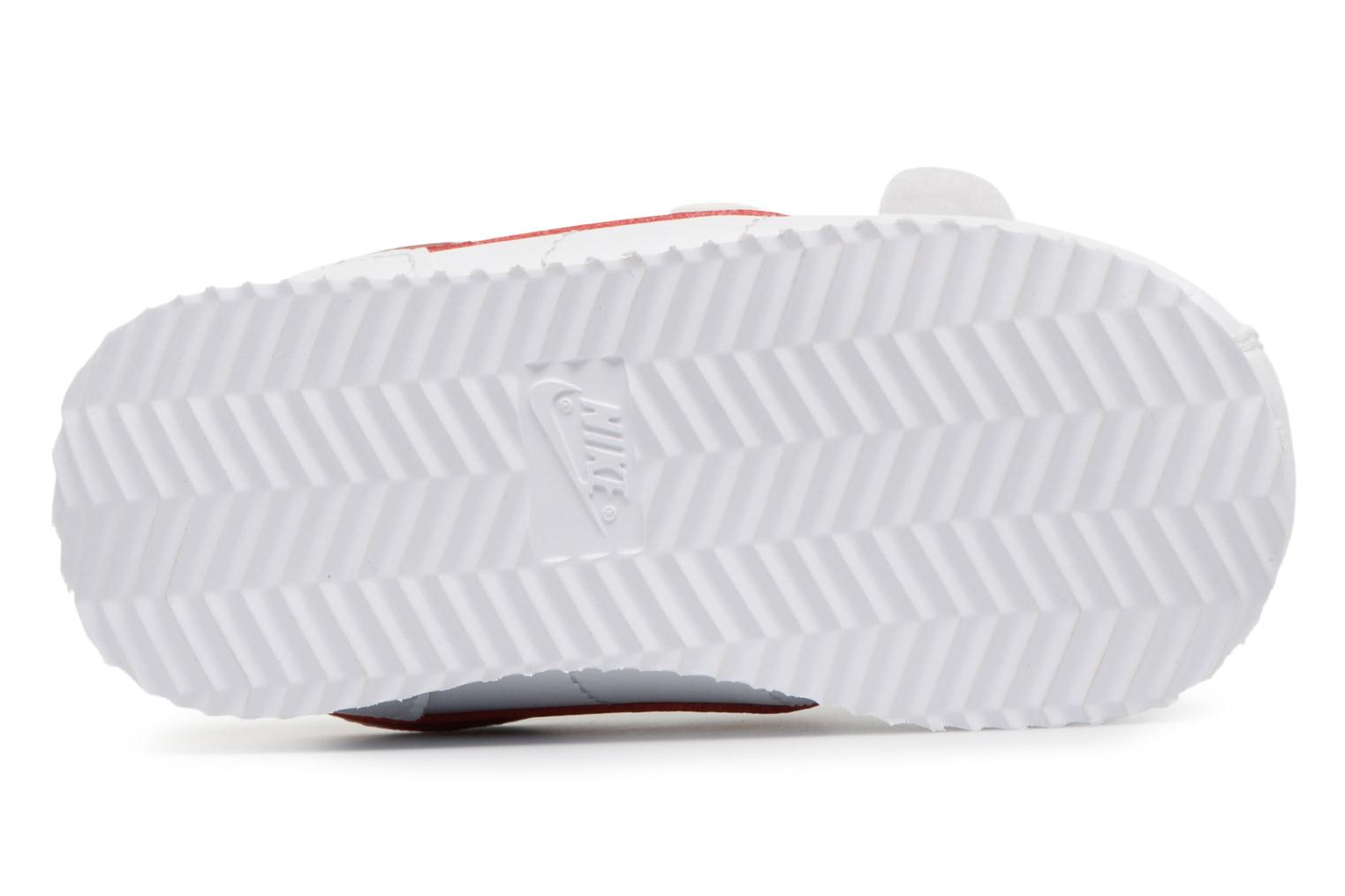 Trainers Nike Cortez Basic Sl (Tdv) White view from above